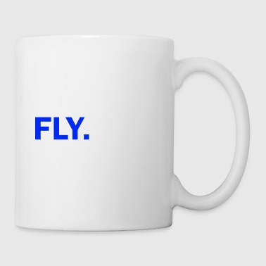 Eat Sleep Fly Repeat - Tasse