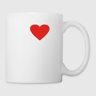 Croatia heart gift idea - Mug