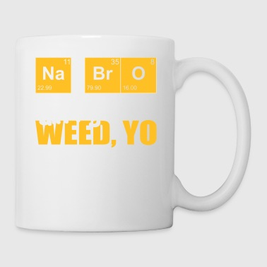 Chemistry student and science fans drugs - Mug