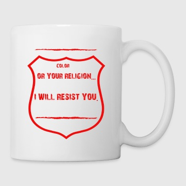 Dont Tread On Me T-shirt - Mug