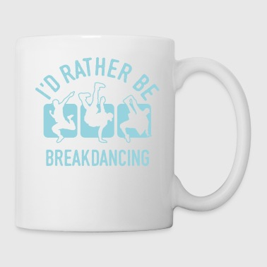 Breakdancer Breakdances Breakdancing Shirt Cool - Mug