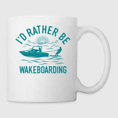 Wakeboarder Wakeboarding Shirt Cool Funny Gift - Mug