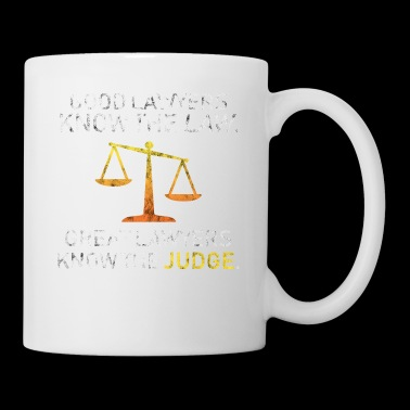 Good Laywers Know The Law Dish Gift Idea - Mug