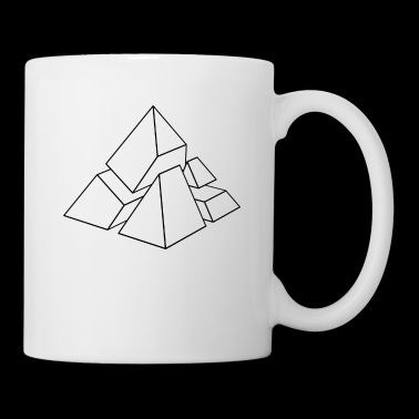 JOSZ DESIGN Pyramid 4 - Tazza