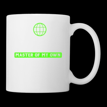 Admin Master of my own Domain Shirt - Tasse