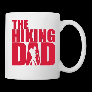 The Hiking Dad - Walking Daddy Walking Daddy - Taza