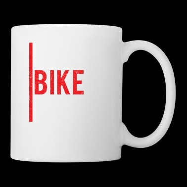 Más Bike Lane Shirt - Taza