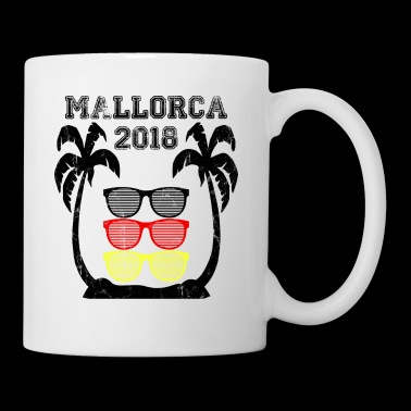 Majorca 2018 holiday - Mug