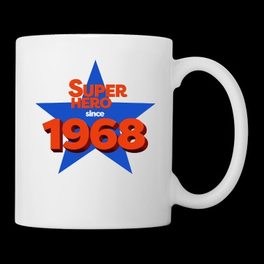 Super Hero since 1968 - Tasse