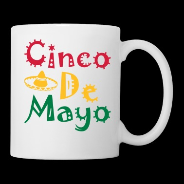 Cinco De Mayo - Tazza