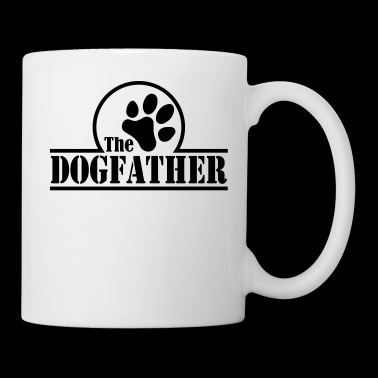 The Dogfather - Tasse