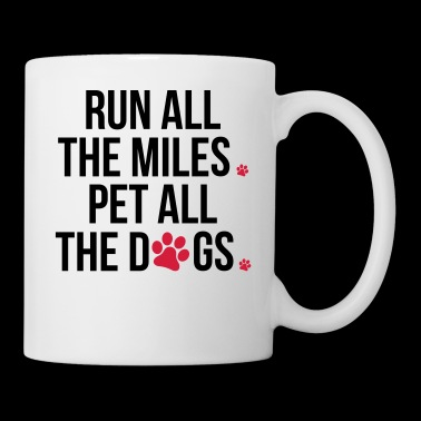 Ejecutar Pet All The Dogs - Taza