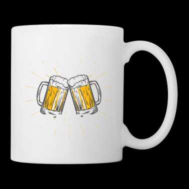 Papa Shirt · Parents · Father's Day · Beer geiler - Mug