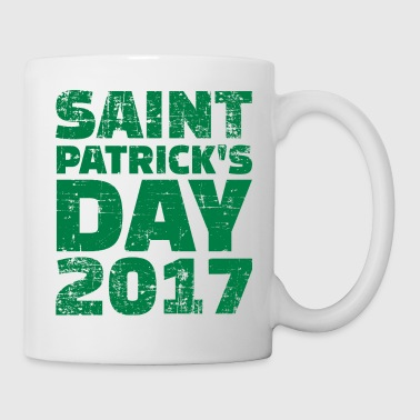 Saint Patricks day 2017 - Tasse