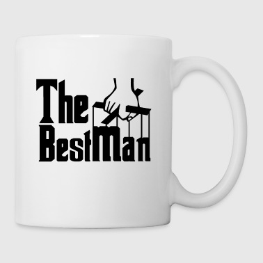 The Best Man. Stag Night. Stag Party. Bestseller. - Mug