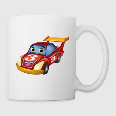 Arthur Racing Car Collection - Tasse