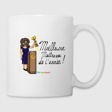 Best mistress of the year! (Senior) - Mug
