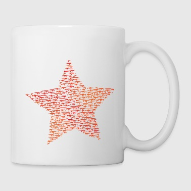weapons star - Mug