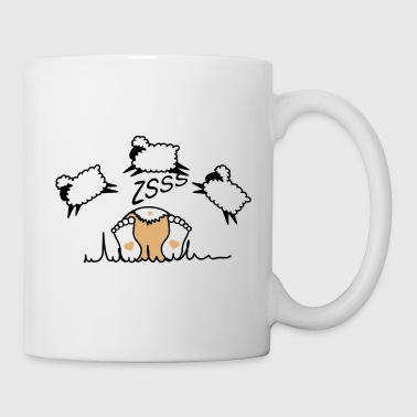Counting Sheep - Mug