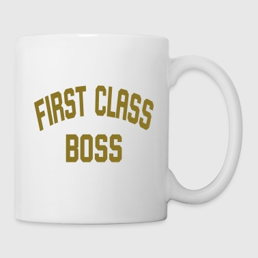 First Boss - Mugg