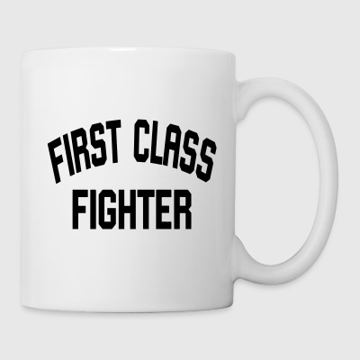 First Class Fighter - Tasse