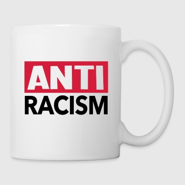 Anti Razzismo - Razzismo shirt Anti - Tazza