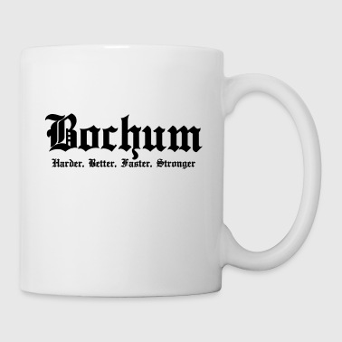 Bochum Harder Better Faster Stronger - Tasse