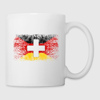 Germany Switzerland 001 - Mug