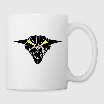 BIONIC DEVIL CAT !!! - Tasse