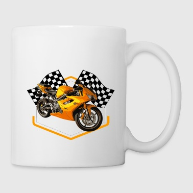 Hot Rod Racing Car / Gift Idea - Mug