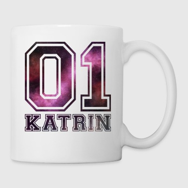 Katrin name - Mug