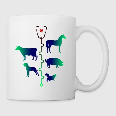 Amore veterinaria - Tazza