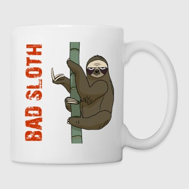 Bad Sloth - Tazza