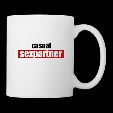 casualsexpartner - YouTube - Tinder - Kubek