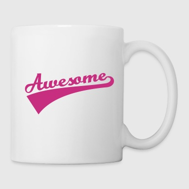 Awesome - Tasse