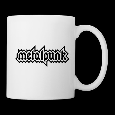 metal Punk - Taza