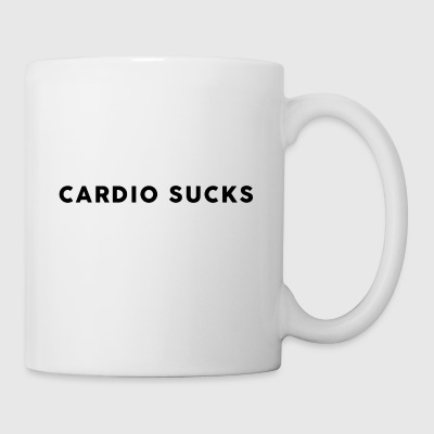cardio Sucks - Kop/krus