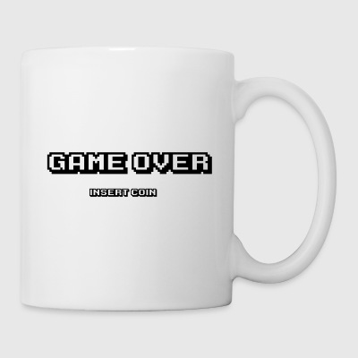 Game Over Insert Coin - Mok
