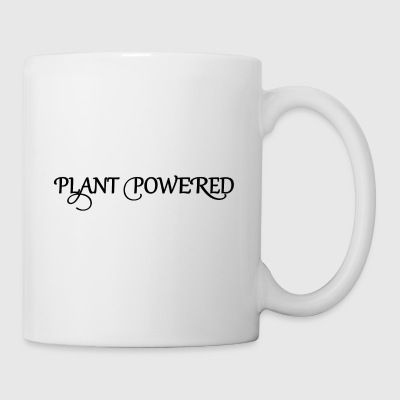 Pflanze pawerned - Tasse