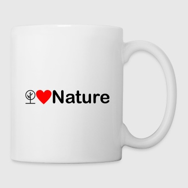 Nature | I love the nature - Mug
