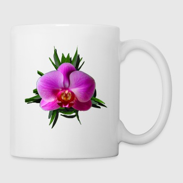Orchid luminous - Mug