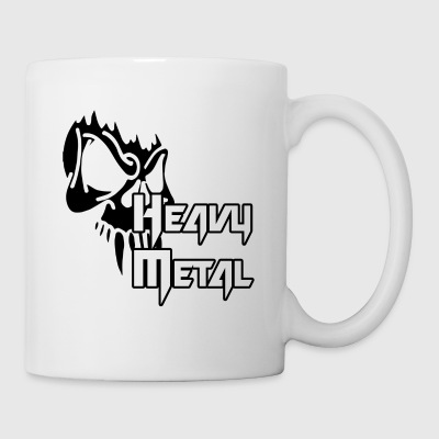 Heavy Metal - Tasse