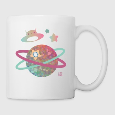 magical planet - Mug