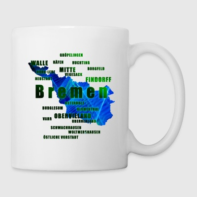 Bremen - its neighborhoods - Mug