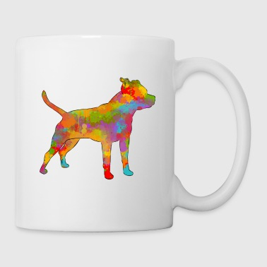 Am'Staff Multicolor - Tasse