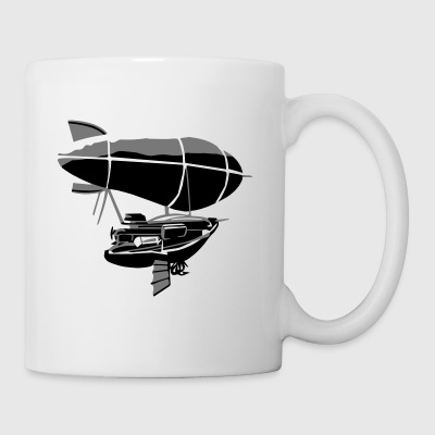 dirigible - Taza