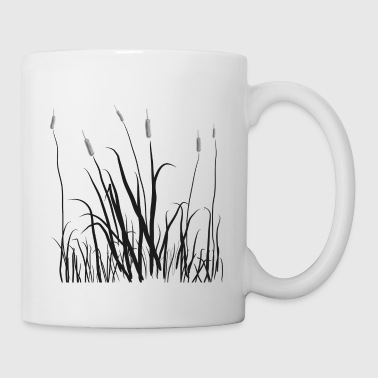 The grass is tall - Mug