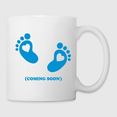 Baby - coming soon - Tasse