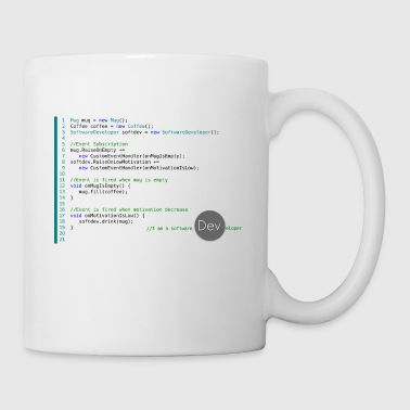 I am a Software Developer - Mug