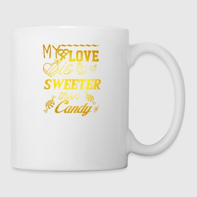 Valentines day saying gift Romantic love heart - Mug